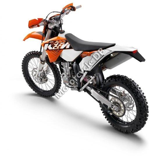 KTM 400 EXC 2011 4628