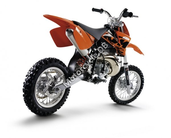KTM 50 SX 2007 14282