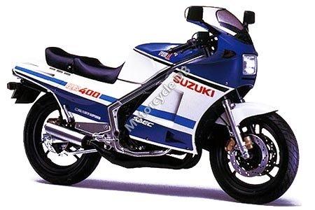 Suzuki RG 400 Gamma 1985 19603