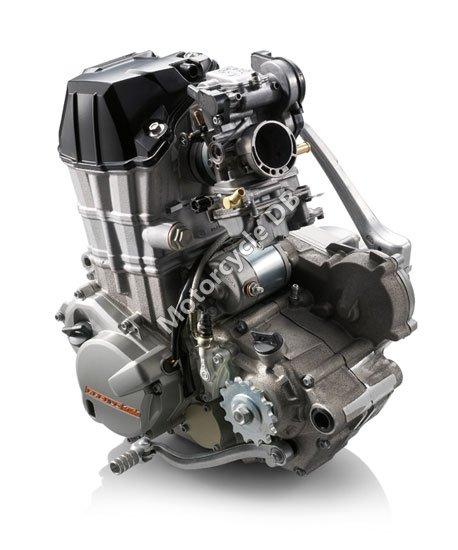 KTM 450 EXC 2009 3645