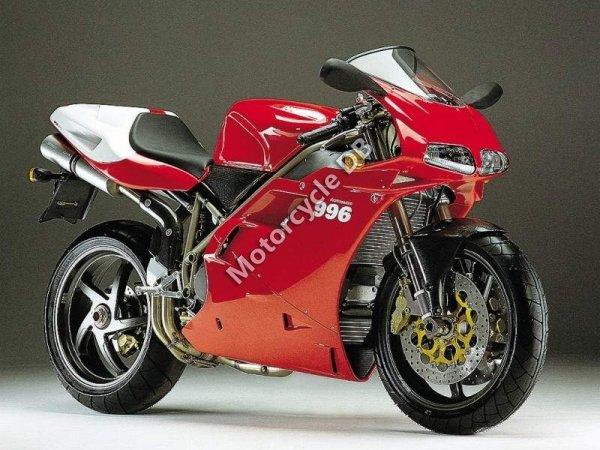 Ducati 996 SPS 2000 1198