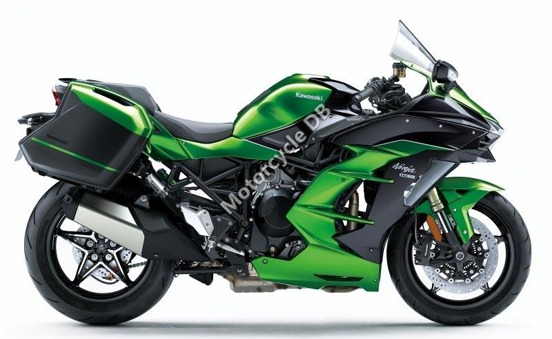 Kawasaki Ninja H2 SX SE 2018 29135