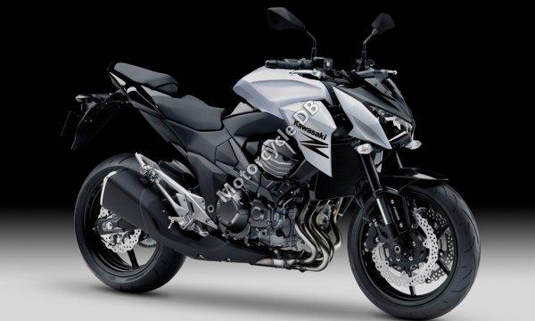Kawasaki Z800 2014 23545