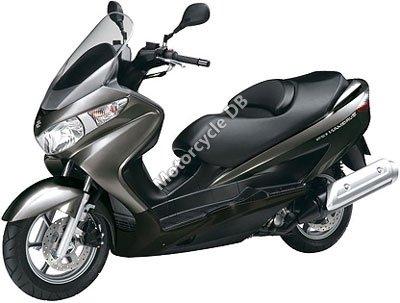 Suzuki Burgman 125 2010 8767