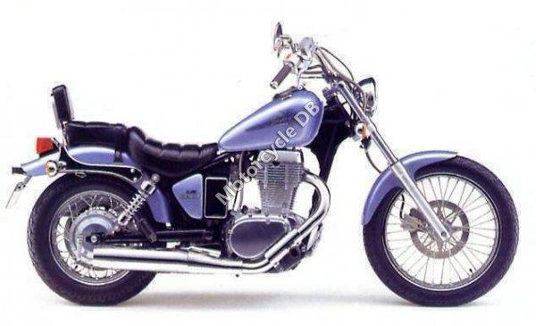 Suzuki LS 650 P Savage 1997 3985