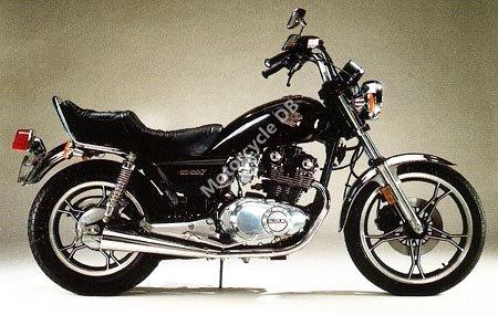 Suzuki GS 450 L 1988 8375
