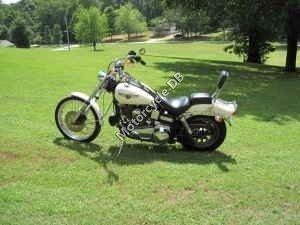 Harley-Davidson FXWG 1986 7191