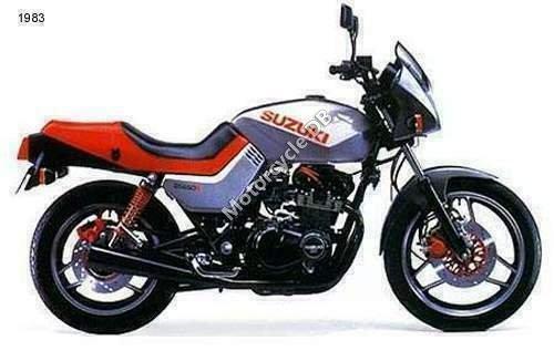 Suzuki GS 650 G Katana 1981 8079