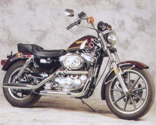 Harley-Davidson XLH Sportster 883 Evolution 1986 9305