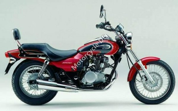 Kawasaki EL 252 1996 7665