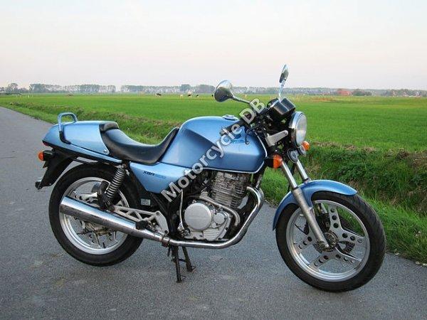 Honda XBR 500 N 1985 15944