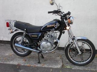 Suzuki GN 125 1998 7206