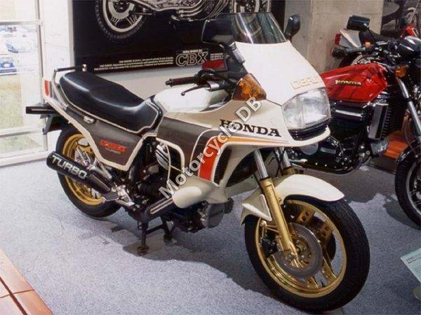 Honda CX 500 Turbo 1981 15154