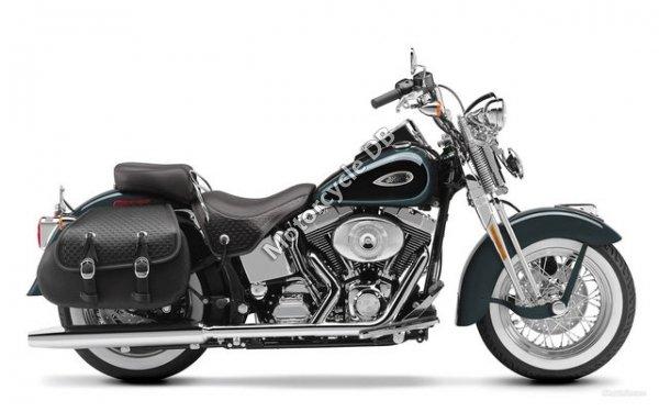 Harley-Davidson FLSTS Heritage Springer 2002 15278