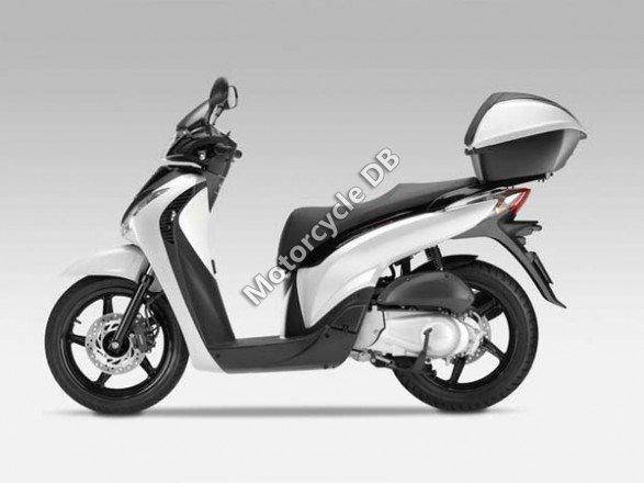 Honda SH125i Special 2011 14898