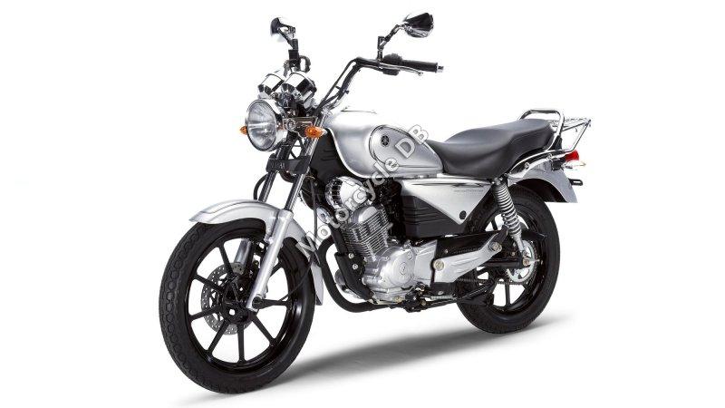Yamaha YBR125 Custom 2008 25897