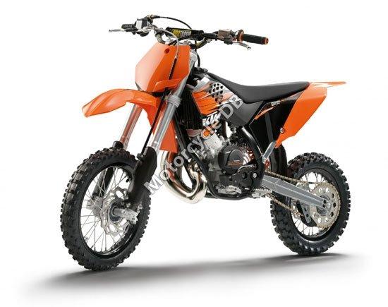 KTM 65 SX 2010 4322