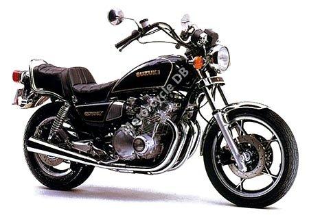Suzuki US 750 GL Intruder 1987 15640