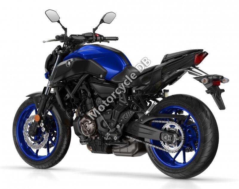 Yamaha MT-07 2018 26026
