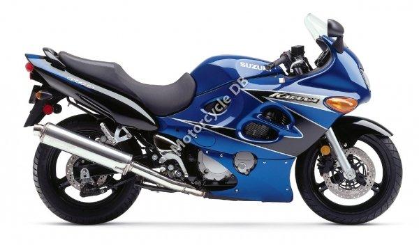Suzuki GSX 600 F Katana 2003 5924