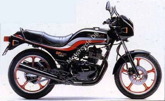 Kawasaki GPZ 305 1983 11324