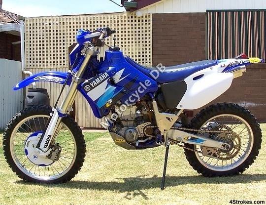Yamaha YZ 426 F 2002 9823