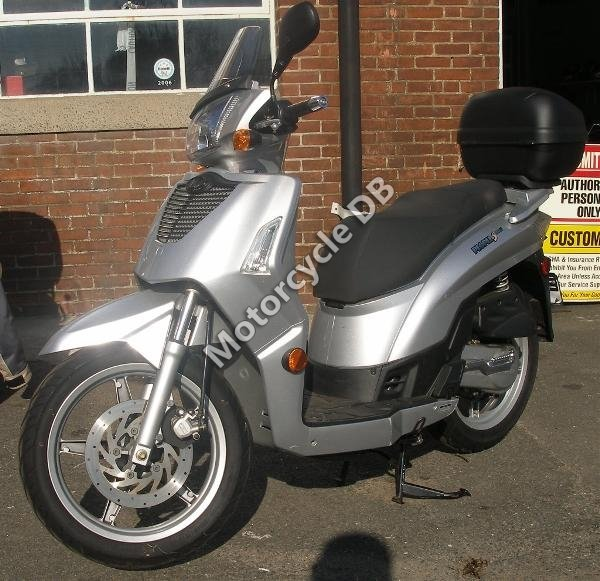 Kymco People S 50 2007 16248