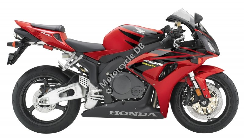 Honda CBR 1000 RR Fireblade 2007 29925
