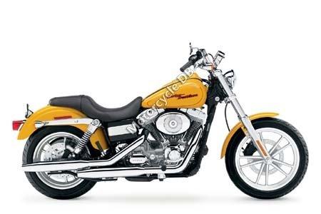 Harley-Davidson FXDCI Dyna Super Glide Custom 2006 5078