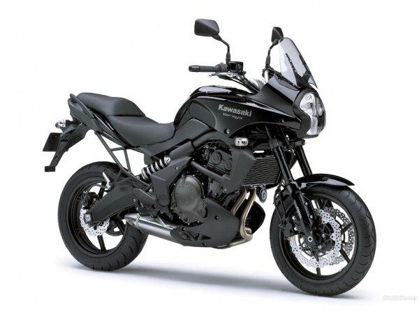 Kawasaki Versys 2009 5