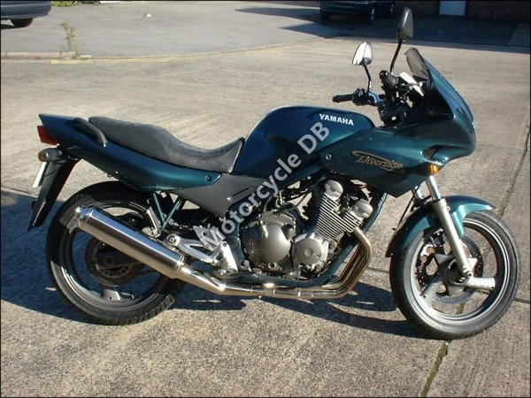 Yamaha XJ 600 S Diversion 1999 7015