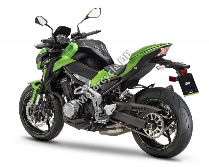 Kawasaki Z900 2017 28904