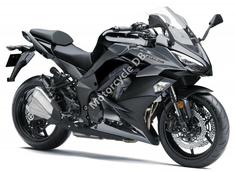 Kawasaki Z1000 SX 2017 29003
