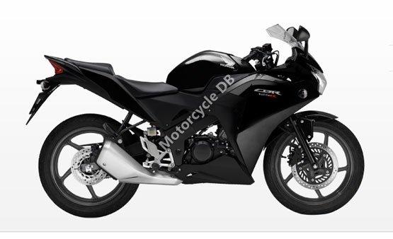 Honda CBR125R 2011 6214