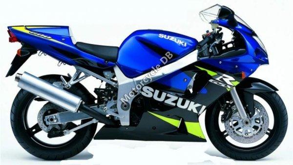 Suzuki GSX-R 600 2001 3958