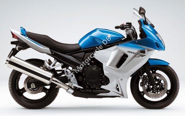 Suzuki GSX650F 2011 6516