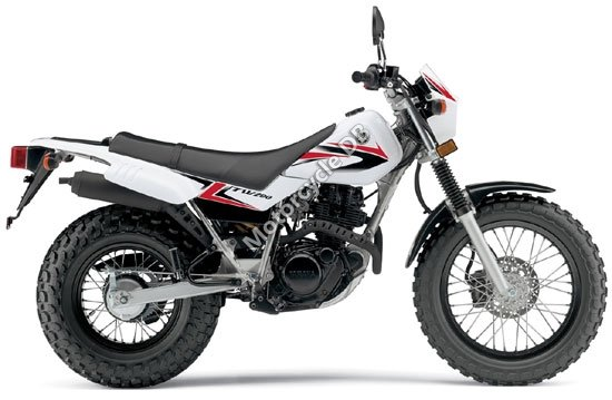 Yamaha TW200 2010 4511