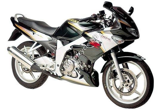 Suzuki FXR 150 2001 7454