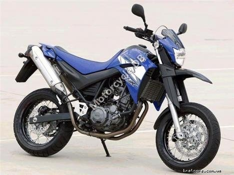 Yamaha XT 600 K (reduced effect) 1990 14574