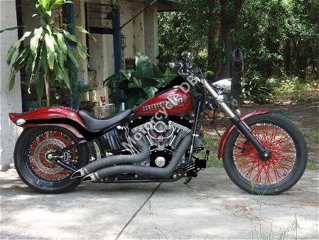 Harley-Davidson FXST 1340 Softail 1983 8128