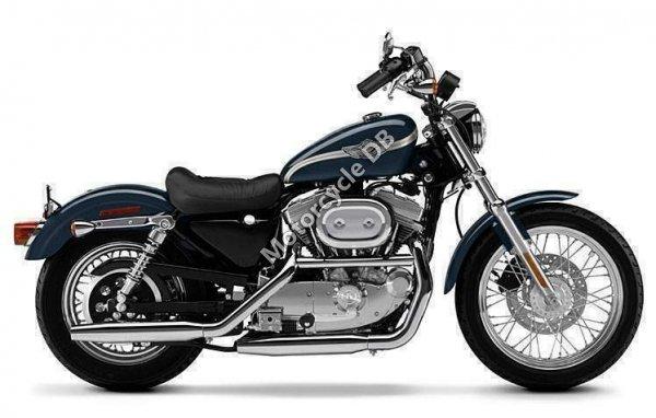 Harley-Davidson XLH Sportster 883 De Luxe 1992 17168