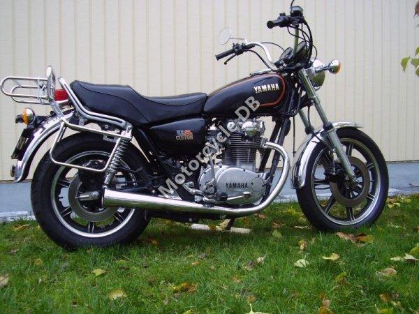 Yamaha XS 650 US. Custom 1980 17259