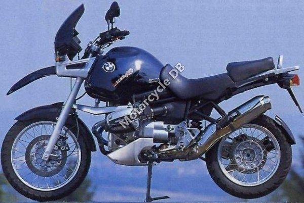 BMW R 1100 GS 1996 8204
