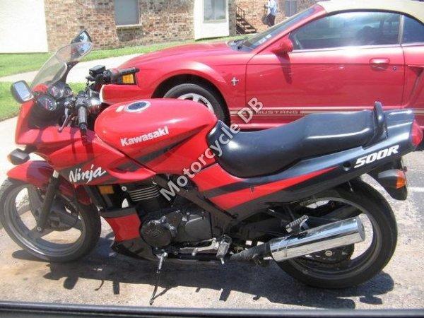 Kawasaki EN 500 2002 16568