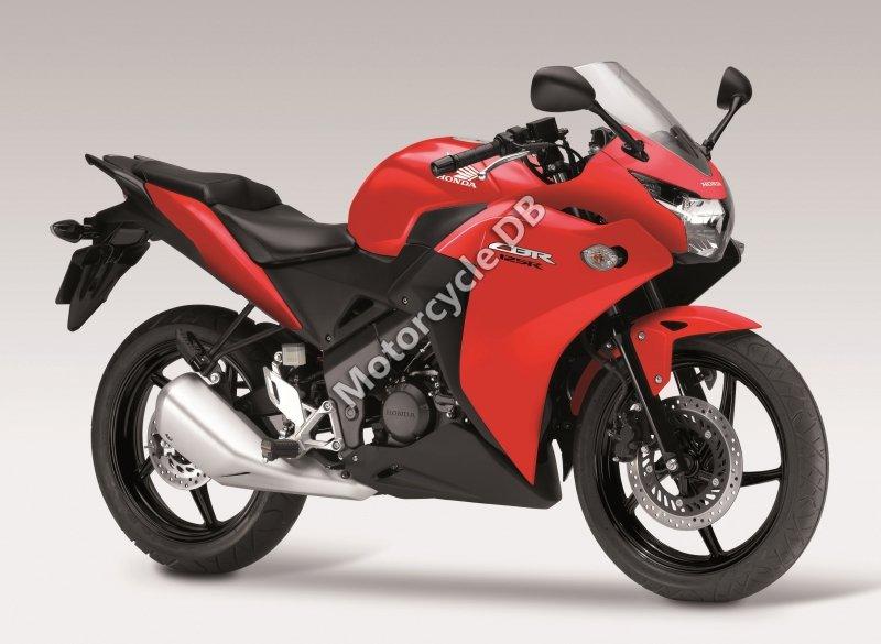 Honda CBR 125R 2014 29787