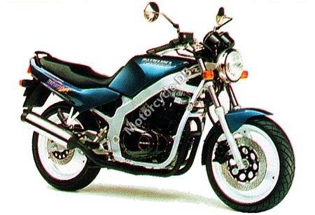 Suzuki GS 500 E 1995 6989