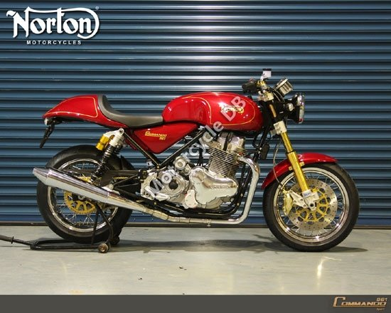 Norton Commando 961 Sport (2010)