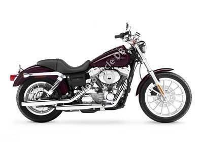 Harley-Davidson FXDCI Dyna Super Glide Custom 2005 12156
