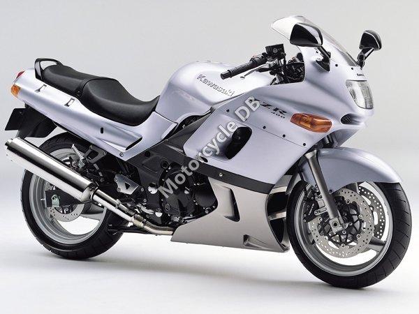 Kawasaki ZZR-400 1995 10653
