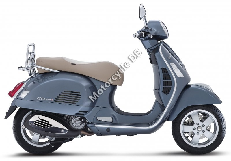 Vespa GTS 125 2011 26909